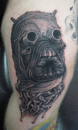 Tattoos - Star Wars Tusken Raider - 45669