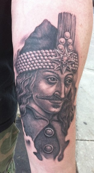 Tattoos - Vlad the Impaler - 51568