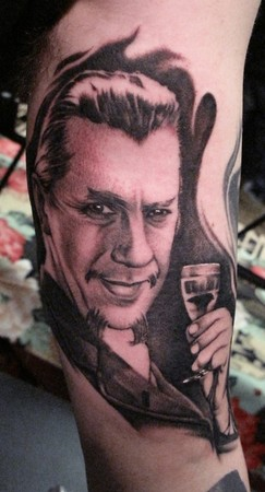 Tattoos - Bela Lugosi - 46320