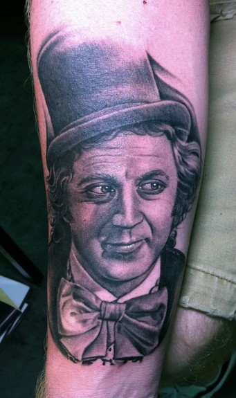 Tattoos - Gene Wilder - 51575