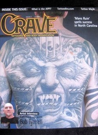 Tattoos - Crave Magazine - 42817