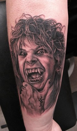Tattoos - Ozzy Tattoo - 44935