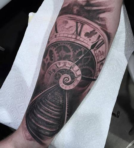 Tattoos - Time - 109350