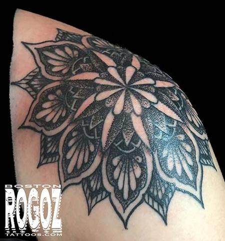 Tattoos - mandala - 119639