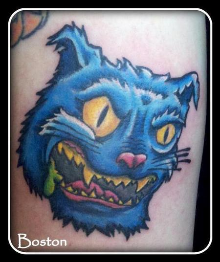 Tattoos - Alley Cat Tattoo - 69798
