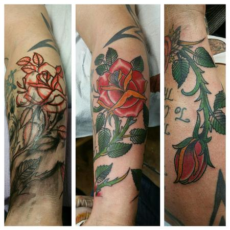 Broken Lantern Tattoo Traditional Old School Tattoos Page 2