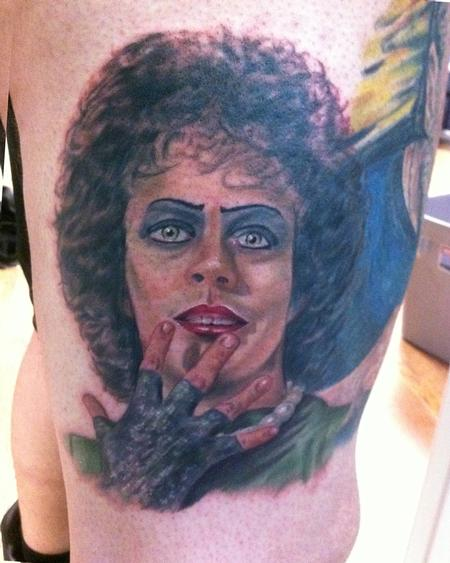 Tattoos - Frank-N-Furter - 78726