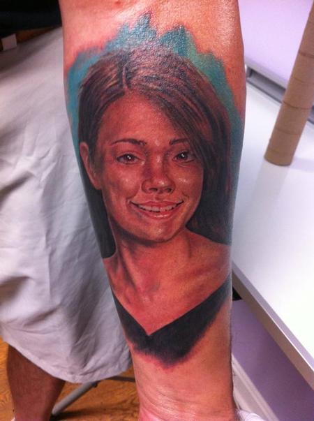 Tattoos - Portrait - 98501