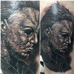 Tattoos - Micheal Myers  - 122425