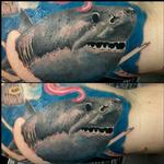 Tattoos - Great White Shark - 122424