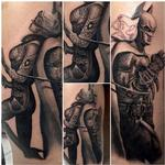 Tattoos - Batman & Catwoman - 122376