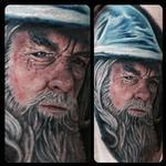 Tattoos - Gandalf the Grey - 122410