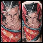 Tattoos - Superman - 122399