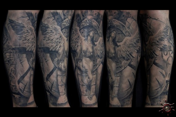 Tattoos - Painting Reproduction I. - 51952