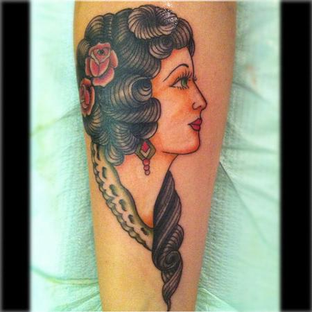 Sailor jerry gypsy tattoos for Sailor jerry gypsy tattoo
