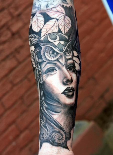 Tattoos - Mother Nature - 85644