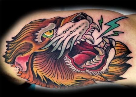 Tattoos - Eternia lion - 89552