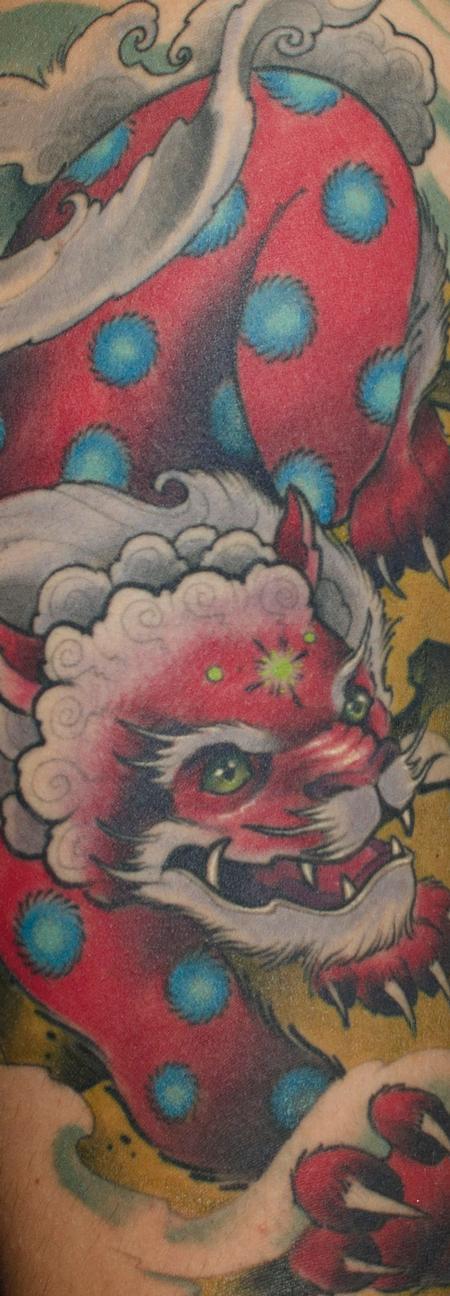 Tattoos - close up - 77130