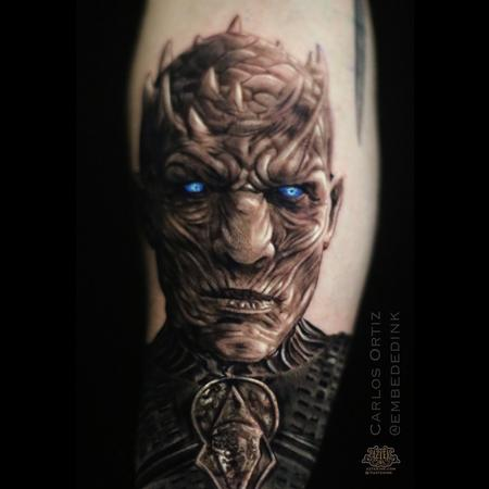 Tattoos - White Walker  - 132400