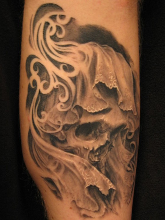 original tattoo skulls - photo #27