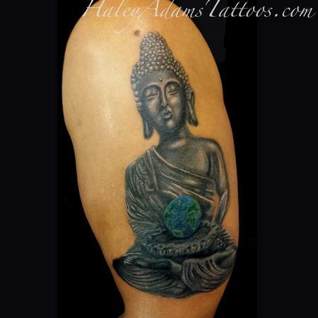 Tattoos - In progress Buddha Collaboration  - 108238