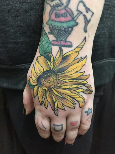Sun Flower Design Thumbnail