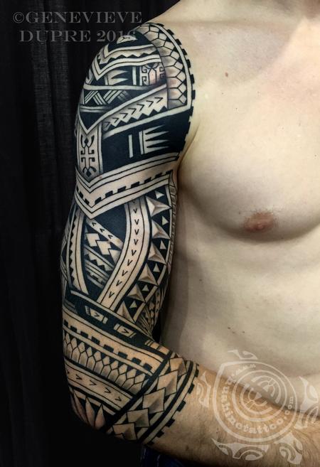 Tattoos - Blake - 126829