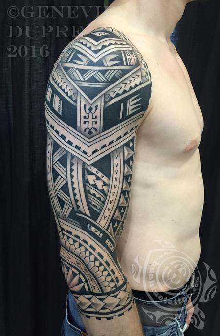 Tattoos - Blake 2 - 126830