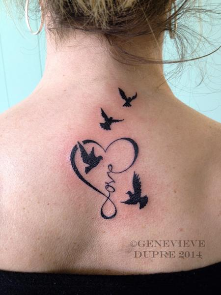 Tattoos - Doves - 126845