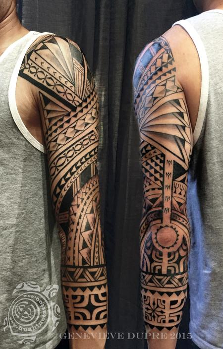 Tattoos - Kevin - 126989