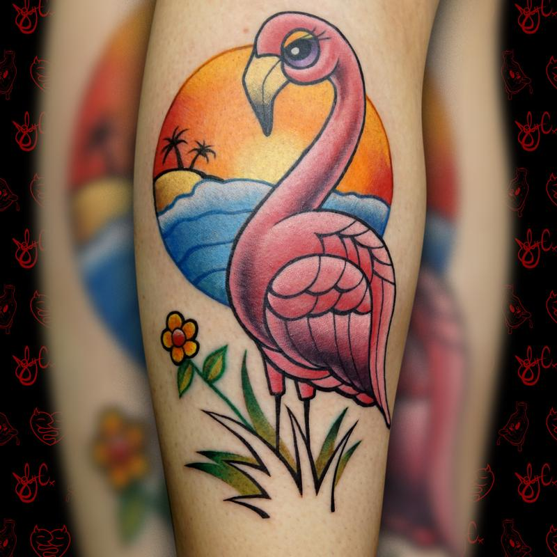 Untitled by joby cummings tattoonow for Cat tattoo addison