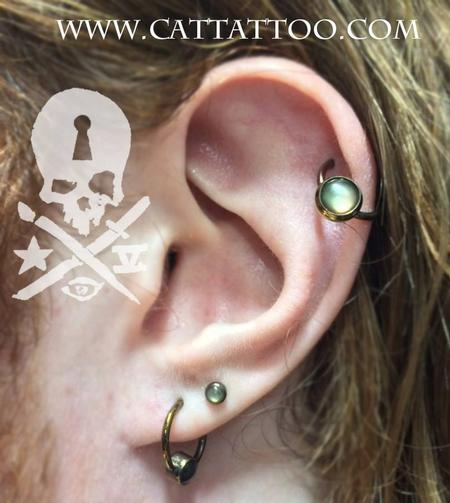Brittany Jo - Cartilage and Lobes/IS
