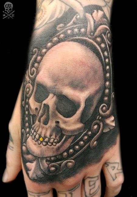 Matt Folse  - Skull