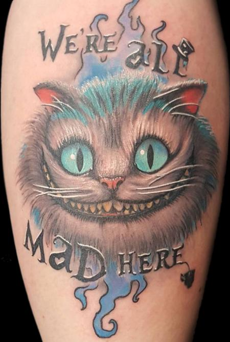 Matt Folse  - Cheshire Cat