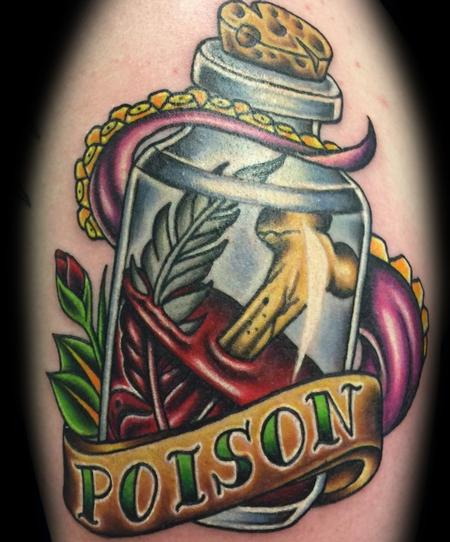 Tattoos - Poison - 129377