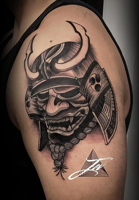 Tattoos - Samurai - 133778