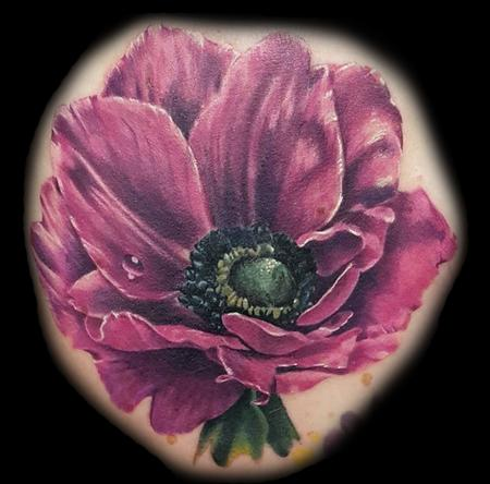 Tattoos - Flower - 128724