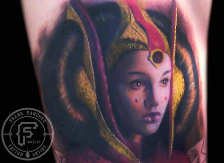 Starwars Tattoo Design Thumbnail