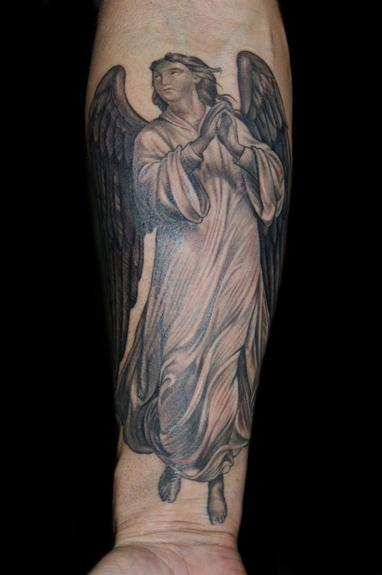 Tattoos - angel - 54256
