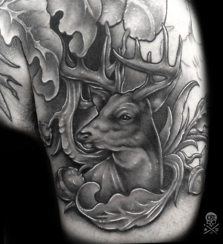 Tattoos - Buck - 127989