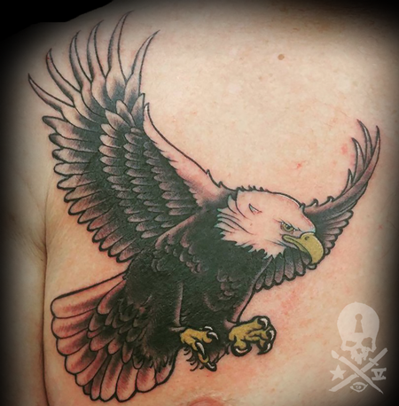 Tattoos - Eagle - 132888