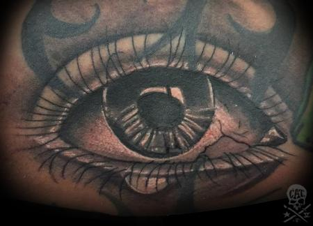 Tattoos - El Ojo - 130098