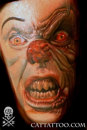 Tattoos > Rember > Page 7 > Clown