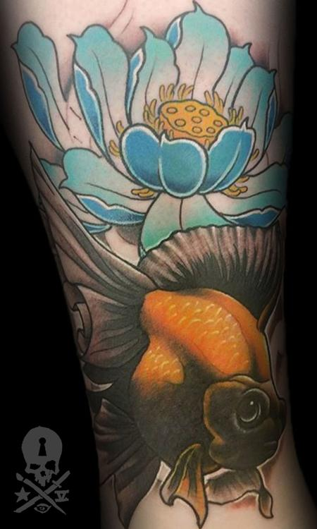 Matt Folse  - Fish/Lotus