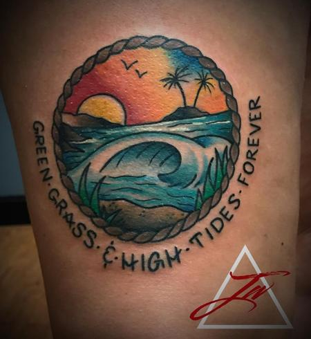 Tattoos - High tides - 130114
