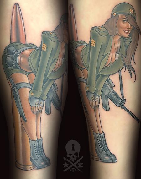 Tattoos - GI Jane - 132138