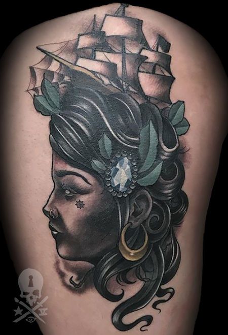 Tattoos - Figurehead  - 133737