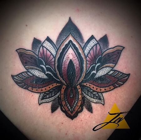 Tattoos - Lotus - 132955
