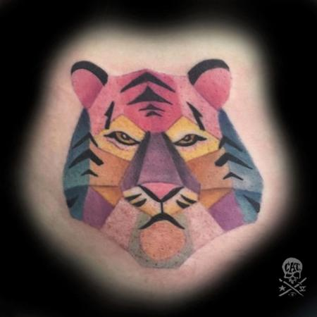 Tattoos - Tiger - 127802
