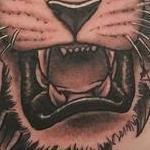 Tattoos - Lion - 129376